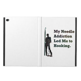 Needle Addiction Powis iPad Air 2 Case