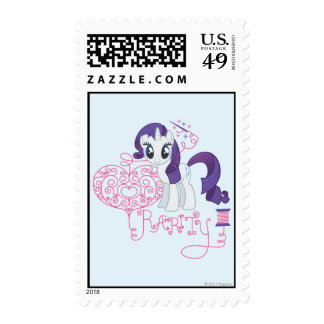Needle and Thread Postage Stamps
