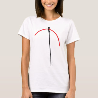 needle and thread T-Shirt