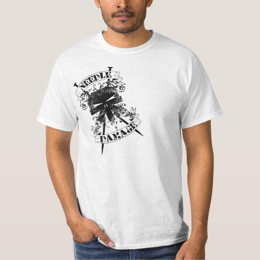 Needle Damage t-shirt