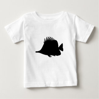 Needle Nose Fish Silhouette Tshirt