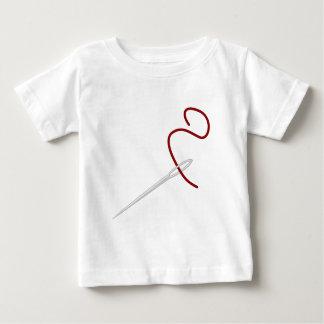 Needle thread needle thread shirt
