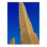 ¡Needled en Karnak! Postal