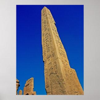 ¡Needled en Karnak! Póster