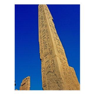 ¡Needled en Karnak! Tarjeta Postal
