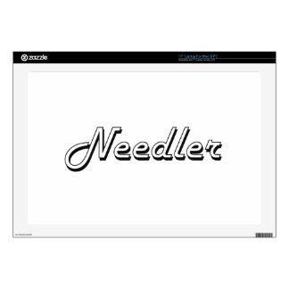 """Needler Classic Job Design Skin For 17"""" Laptop"""