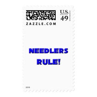 Needlers Rule! Postage