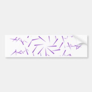 needles bumper sticker