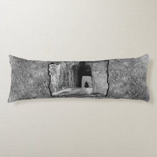 Needles Highway Tunnel Body Pillow
