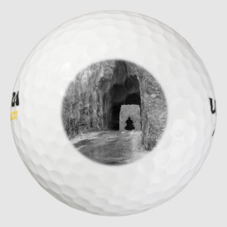 Needles Highway Tunnel Golf Balls