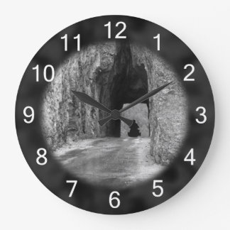 Needles Highway Tunnel Large Clock