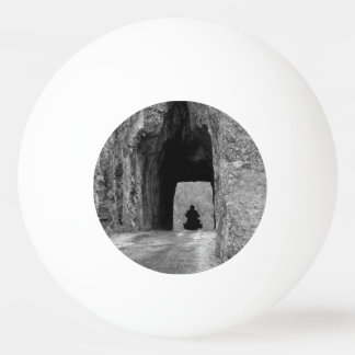 Needles Highway Tunnel Ping-Pong Ball