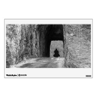 Needles Highway Tunnel Wall Decal