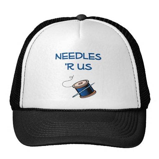 Needles R Us Seamstress Hat