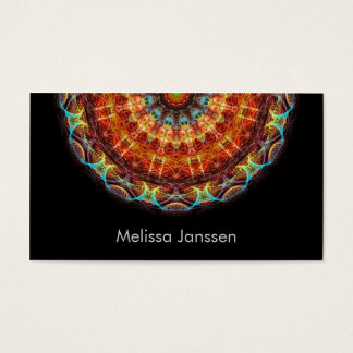 Needlework -Mandala- Business Card