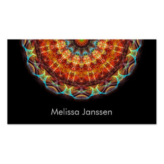 Needlework -Mandala- Business Cards