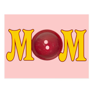 Needlework T-shirts and Gifts For Mom Post Card