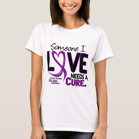 NEEDS A CURE 2 BULIMIA T-Shirts & Gifts