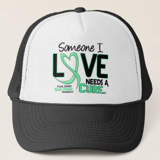 NEEDS A CURE 2 CELIAC DISEASE T-Shirts & Gifts Trucker Hat