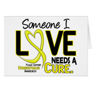 Needs A Cure 2 Hydrocephalus Cards