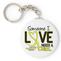 Needs A Cure 2 Hydrocephalus Keychain