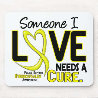 Needs A Cure 2 Hydrocephalus Mouse Pads