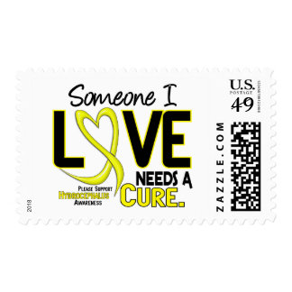 Needs A Cure 2 Hydrocephalus Postage Stamp