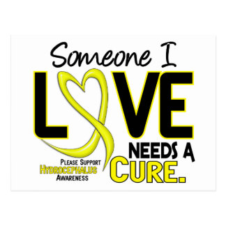 Needs A Cure 2 Hydrocephalus Postcard