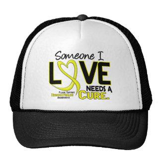 Needs A Cure 2 Hydrocephalus Trucker Hat