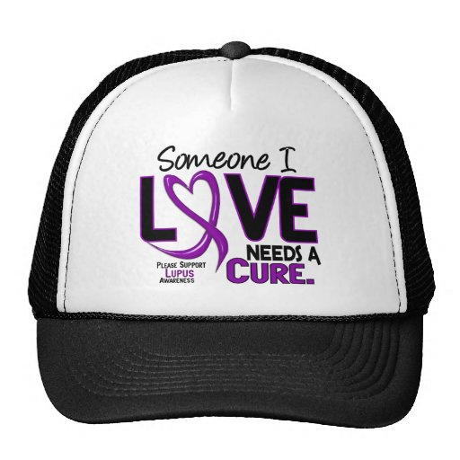NEEDS A CURE 2 LUPUS T-Shirts & Gifts Hats