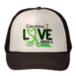 NEEDS A CURE 2 MUSCULAR DYSTROPHY T-Shirts & Gifts Mesh Hat