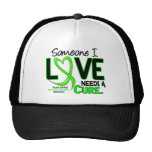 NEEDS A CURE 2 MUSCULAR DYSTROPHY T-Shirts & Gifts Mesh Hats