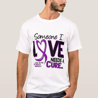 NEEDS A CURE 2 SARCOIDOSIS T-Shirts & Gifts