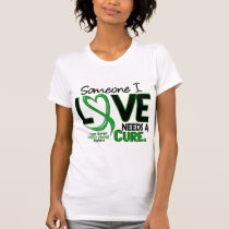 Needs A Cure 2 Tourette's Syndrome T-Shirt