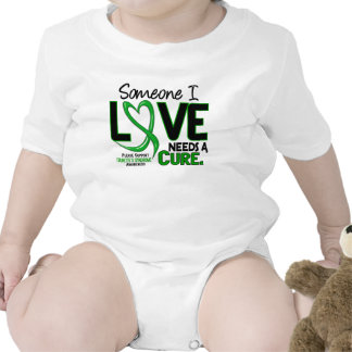 Needs A Cure 2 Tourette's Syndrome Bodysuits