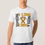 Needs A Cure 4 Appendix Cancer T Shirt