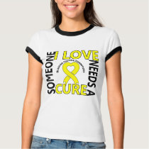 Needs A Cure 4 Bladder Cancer T-Shirt