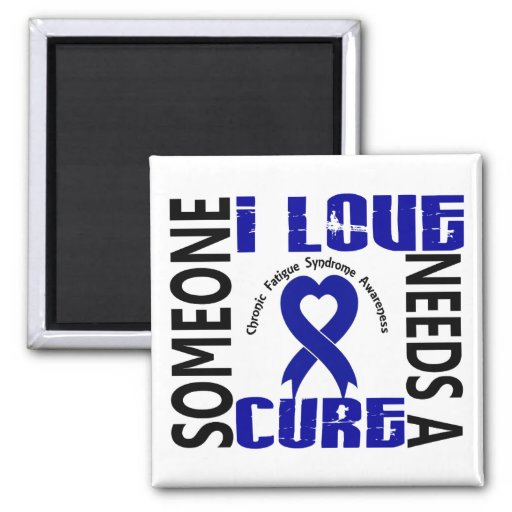 Needs A Cure 4 CFS 2 Inch Square Magnet
