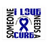 Needs A Cure 4 CFS Postcard