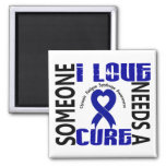 Needs A Cure 4 CFS Refrigerator Magnets