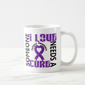 Needs A Cure 4 Epilepsy Coffee Mug