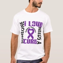 Needs A Cure 4 Epilepsy T-Shirt