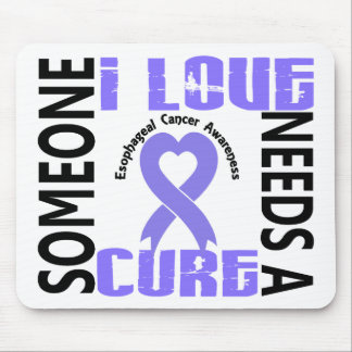 Needs A Cure 4 Esophageal Cancer Mousepad