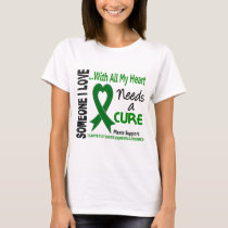 Needs A Cure Tourette's Syndrome T-Shirt