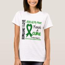Needs A Cure Tourette's Syndrome T-Shirt