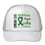 Needs A Cure Tourette's Syndrome Trucker Hat
