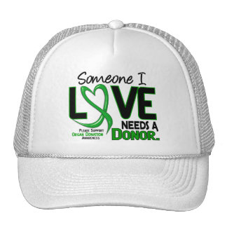 NEEDS A DONOR 2 ORGAN DONATION T-Shirts Trucker Hat