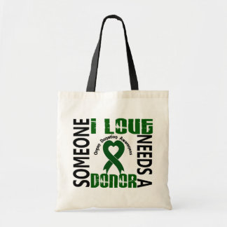 Needs A Donor 4 Organ Donation Tote Bag
