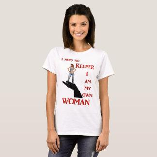 Needs no Keeper T-Shirt