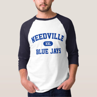 Needville Blue Jays - Personalize It! T-Shirt